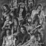"""Guitar Gods"" Poster"