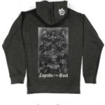 """""""LEGENDS OF THE EAST COAST"""" Hooded Pullover"""
